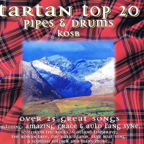 Tartan Top 20 Pipes & Drums