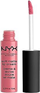 Nyx Soft Matte Lip Cream Milan, Multi Color No2
