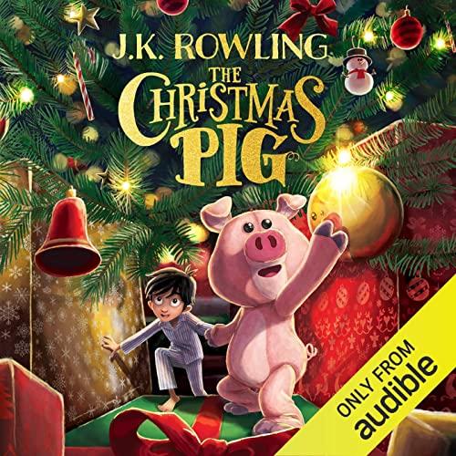 The Christmas Pig cover art