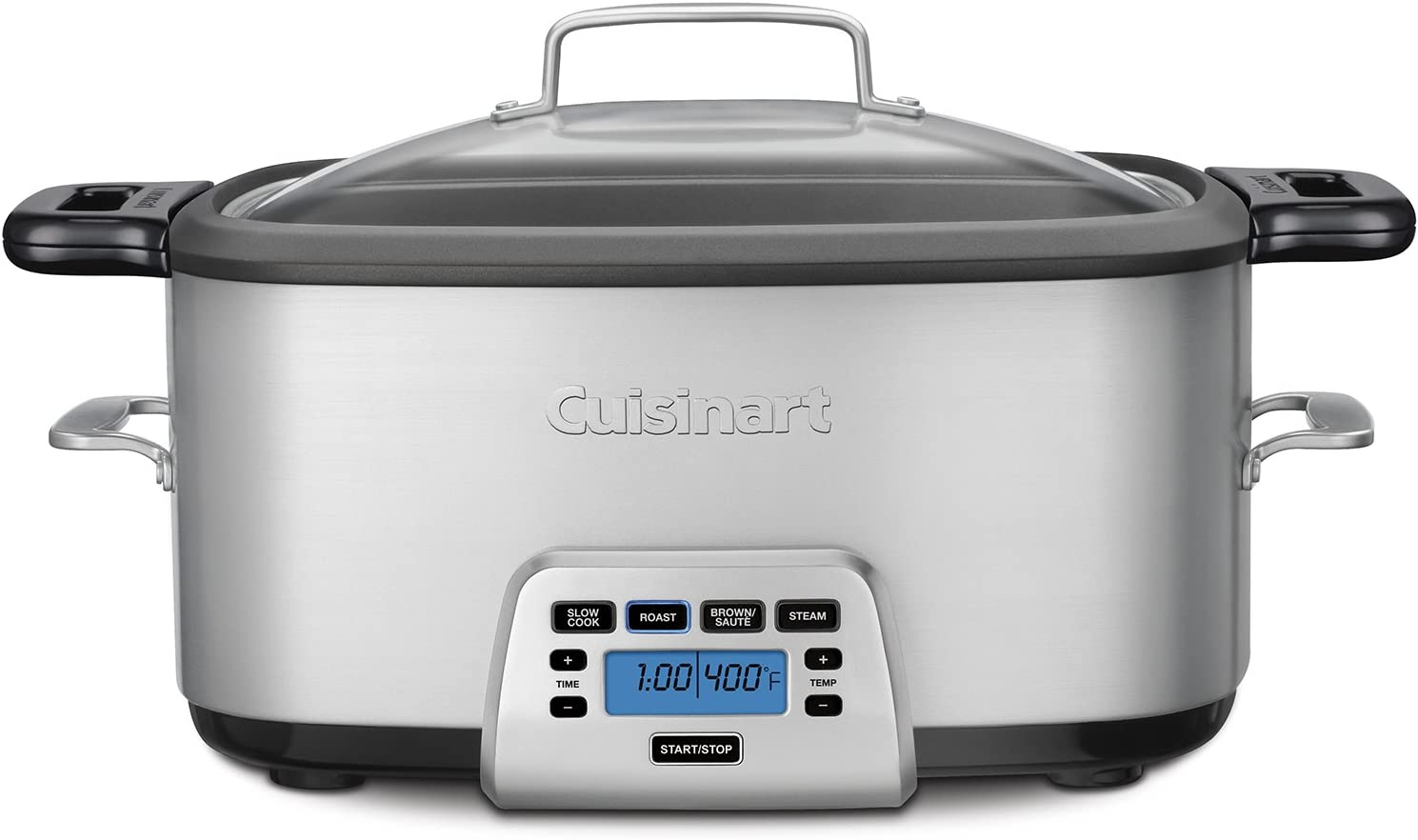 Amazon Com Cuisinart Msc 800 Cook Central 4 In 1 Multi Cooker 7 Quart Slow Cookers Kitchen Dining