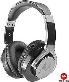 Fone de Ouvido Pulse Max com Microfone, Motorola, SH004, Preto, Único