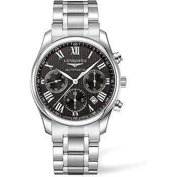 [ロンジン] 腕時計 ロンジン マスターコレクション 自動巻き L2.759.4.51.6 メンズ 正規輸入品 シルバー