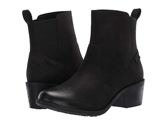 Teva  Anaya Chelsea WP (Black) Womens Shoes