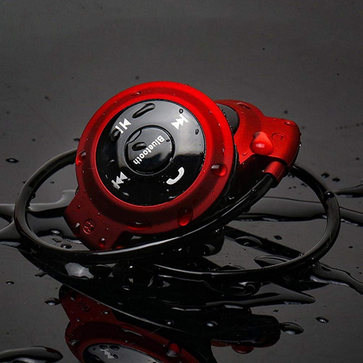 委任する役職ターゲットスリーインワン Bluetoothヘッドセット FM ワイヤレススポーツヘッドホン ミニ503ハンズフリーMP3ワイヤレススポーツヘッドセットステレオ FMラジオ TFカード付き