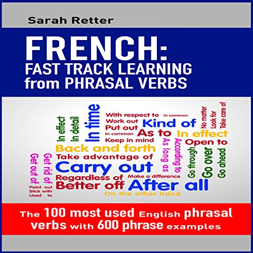 French: Fast Track Learning from Phrasal Verbs audiobook cover art