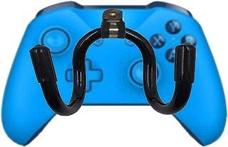 Mini soporte de pared flexible organizador para controlador de juegos -1/PK- No incluye controlador, tapa de tornillo incluida, sin controlador de juego, sin caída, estilo de actualización