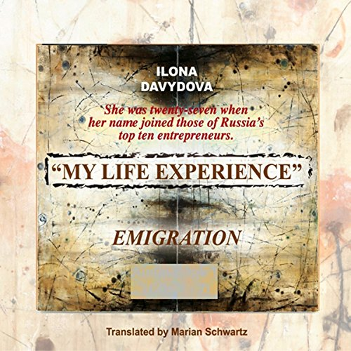 My Life Experience audiobook cover art