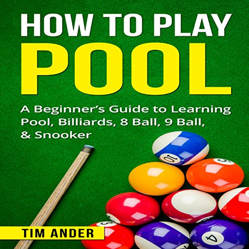 How to Play Pool audiobook cover art