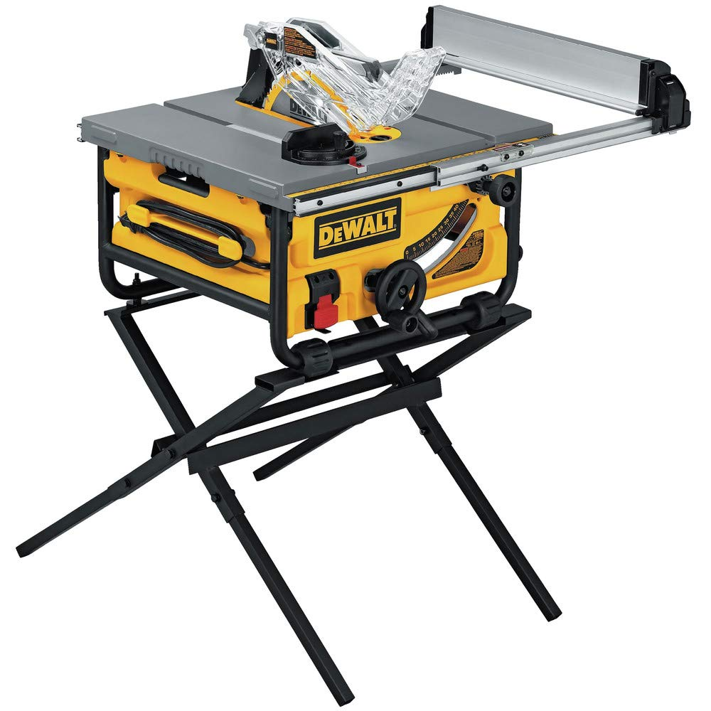 DEWALT DW745S Compact Table Folding