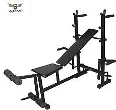 GoFiTPrO PHELIX MUTIPURPOSE Gym Exercise 8 in 1 Bench
