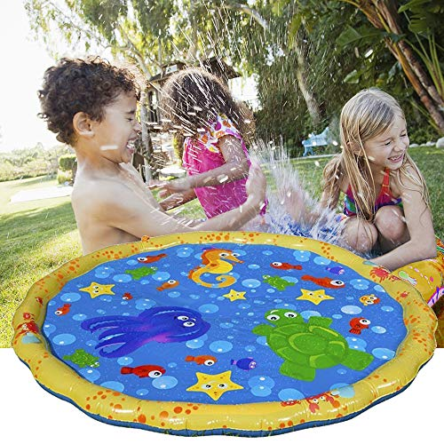 Loski Baby / Kids Spray Water Game Pad Now $18.99 (Was $38)