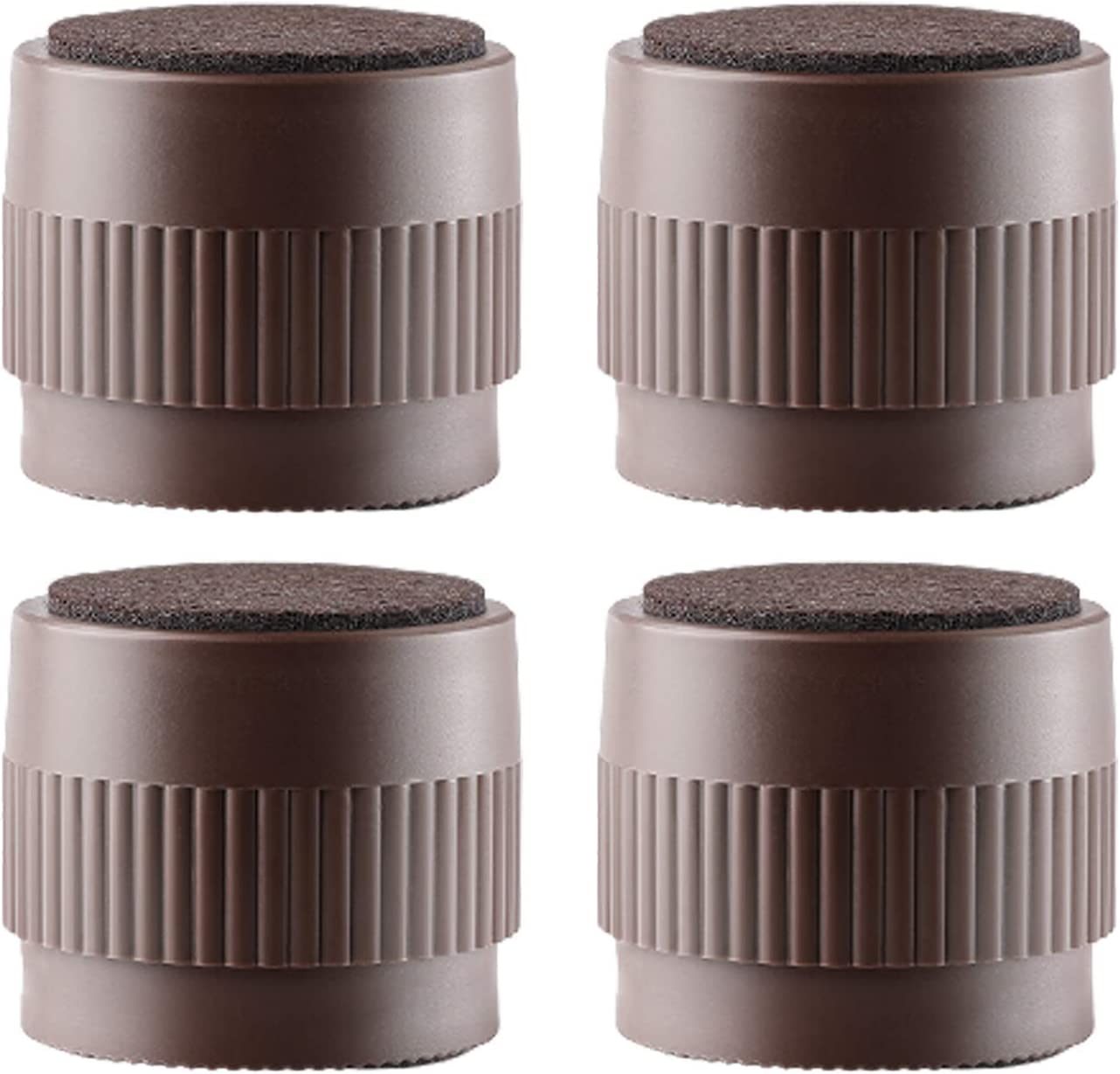 GAXQFEI 4Pcs Self-Adhesive Ranking TOP11 Lift Heavy Risers Niture Duty Directly managed store