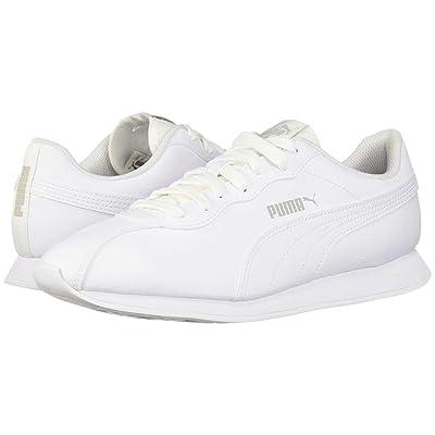PUMA Turin II (Puma White/Puma White) Men