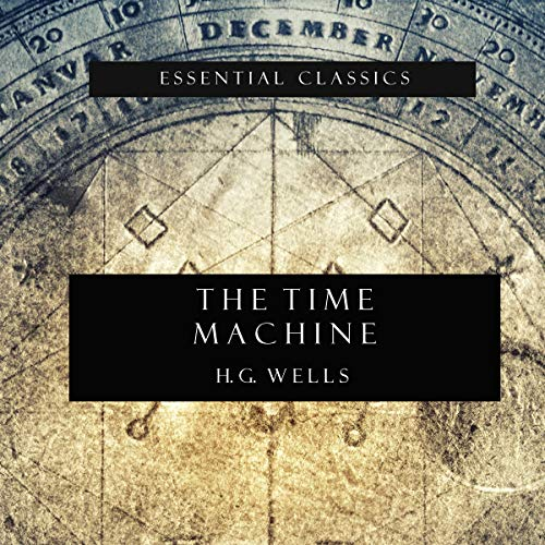 The Time Machine cover art