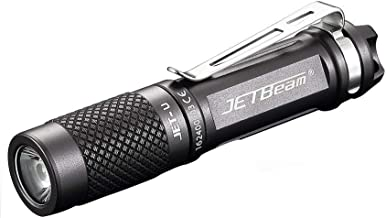 JETBeam JET-U Max. 135 Lumens 3Modes Mini EDC Keychain Flashlight