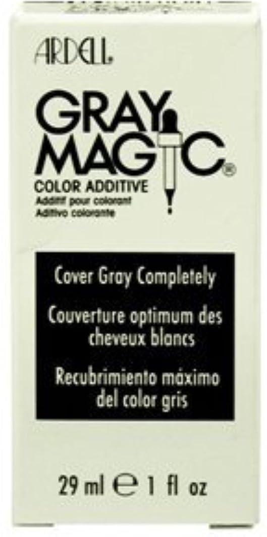 義務付けられた結果溶けたArdell グレイマジックの色添加剤、1オズ(5パック) 5パック