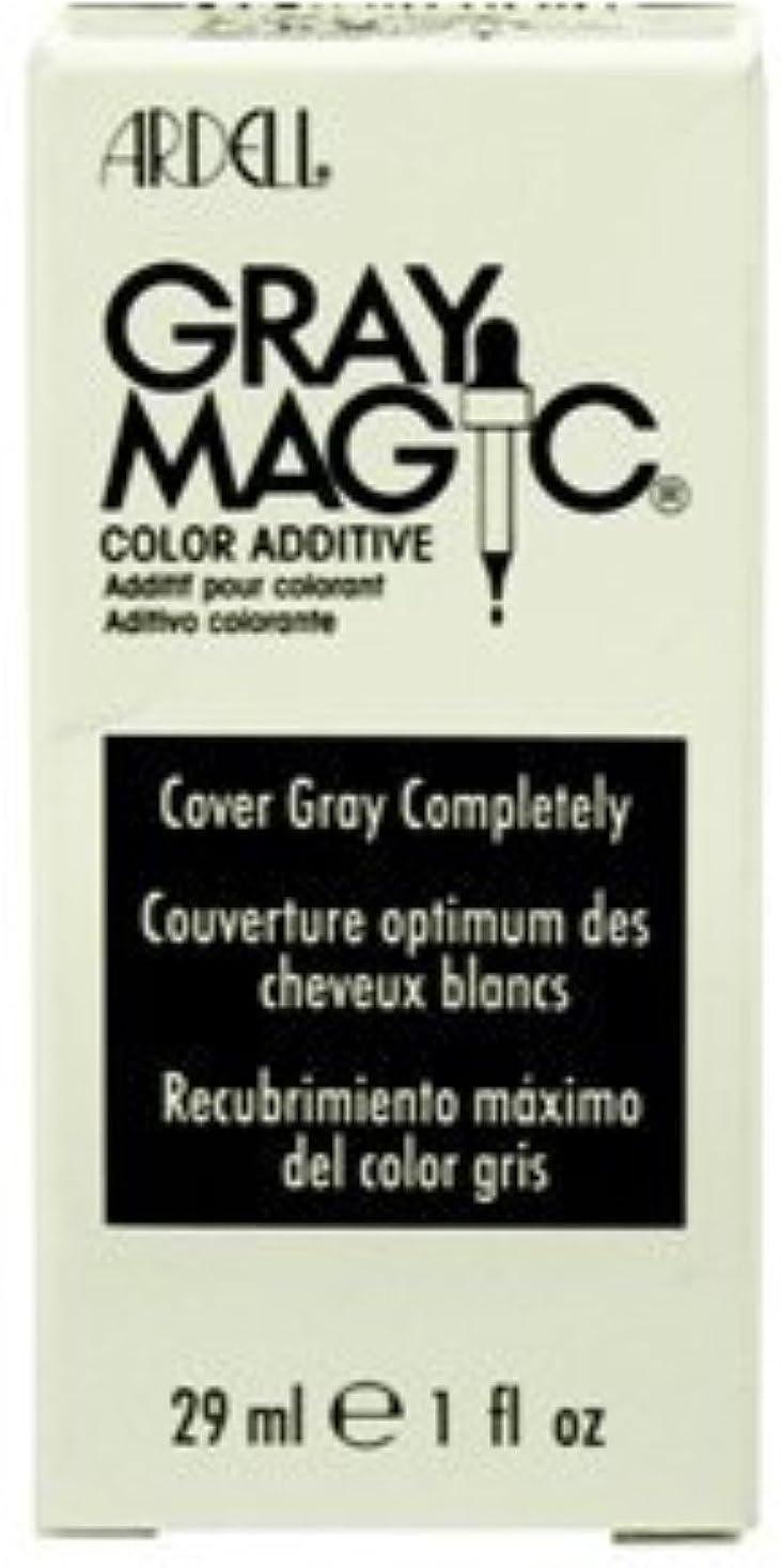 責散らす着陸Ardell グレイマジックの色添加剤、1オズ(5パック) 5パック