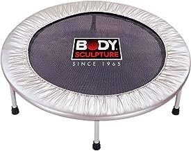 Body Sculpture SOLX-BB-800B Aerobic 38 Inch Bouncer, Silver