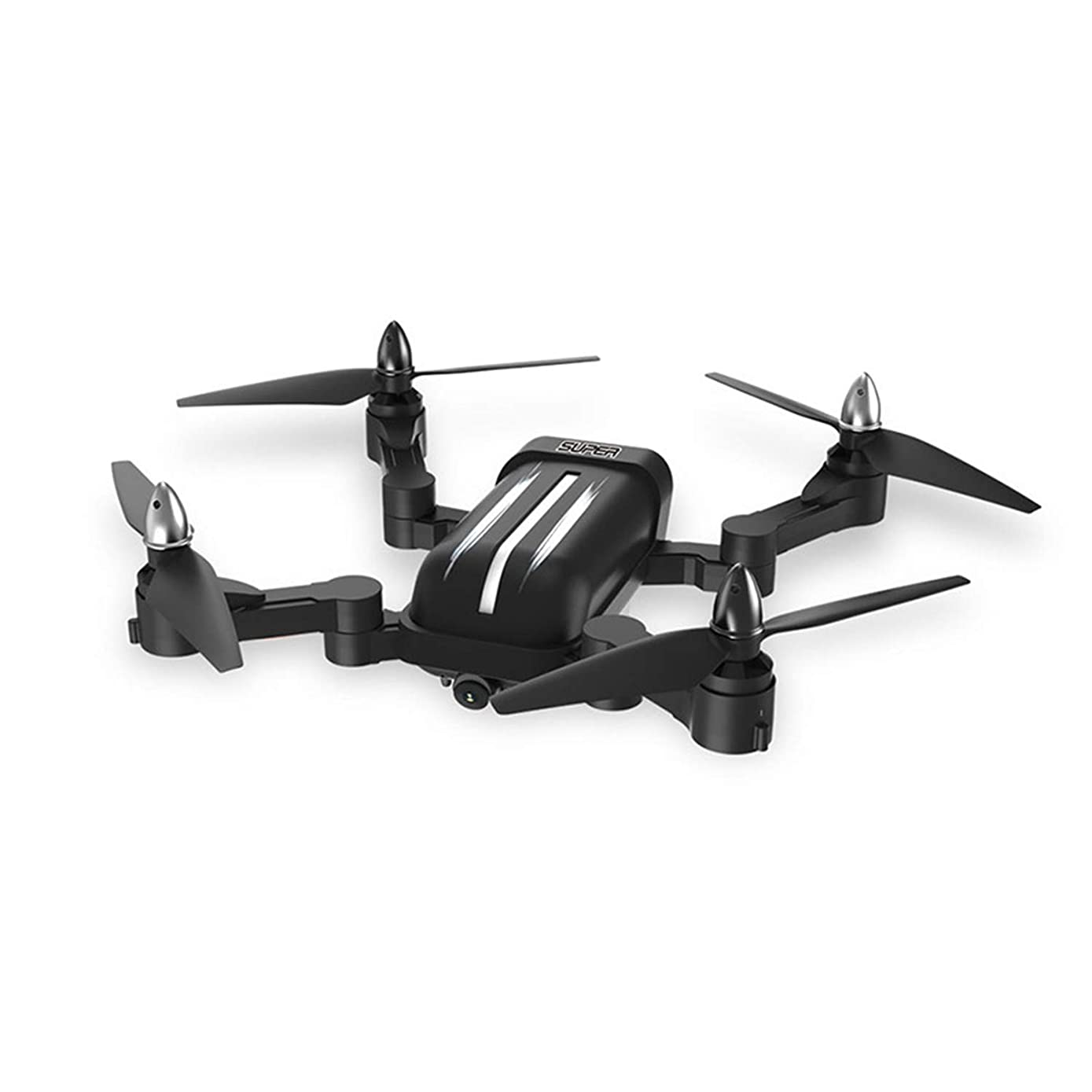 Sgkhz Brushless Quadcopter, with 1080P HD Camera RC Helicopter, Quadcopter Foldable Drone GPS Drone Kids Gift