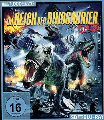Im Reich der Dinosaurier - 13 Dino Filme [Blu-ray]