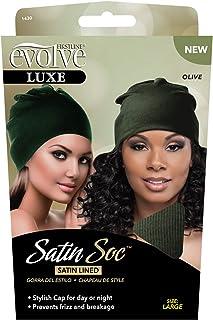Evolve Satin Soc Olive Large