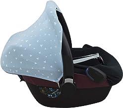 JANABEBE Capota para Maxi-Cosi Pebble Bebe Confort (BLUE SPARKLES)