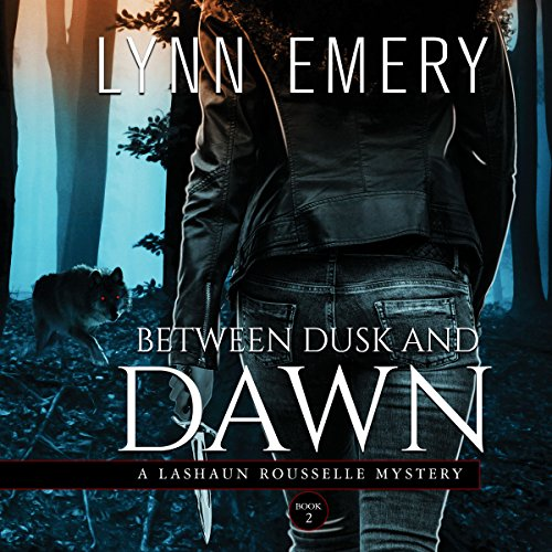 Between Dusk and Dawn audiobook cover art