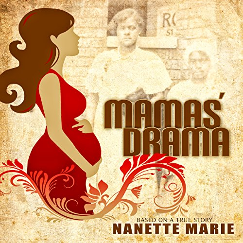 Mamas' Drama audiobook cover art