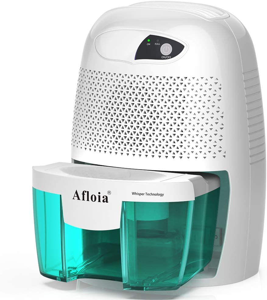 Afloia Electric Small Dehumidifier for Super intense SALE Feet Home Por 2200 Nippon regular agency Cubic