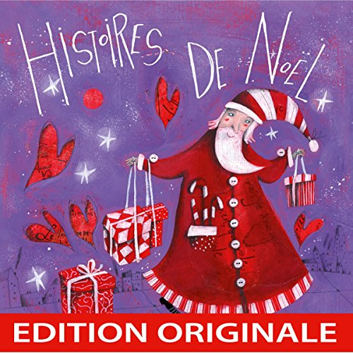 Histoires de Noël audiobook cover art