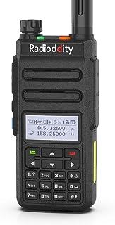 Radioddity GD-77 DMR digitale radio, dubbele band, dubbel tijdslot, digitaal/analoge amateurradio, bereik tot 10 km, 1024 ...