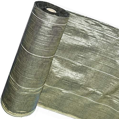 4m² Bändchengewebe Unterbodengewebe Geotextil