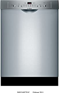 Best bosch ascenta she3ar72uc stainless steel Reviews