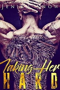 Taking Her Hard (Death's Door MC, 2) by [Jenika Snow]