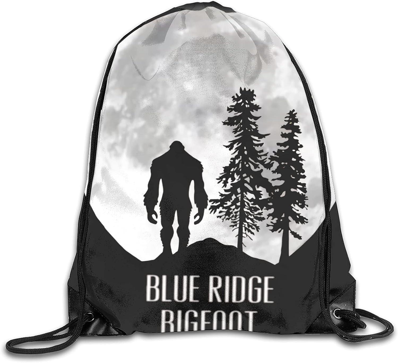 Bigfoot San Antonio Mall Outdoor Portable Drawstring Backpack Bag Max 55% OFF Strap Training
