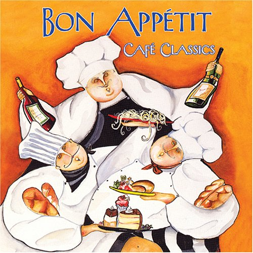 Bon Appetit! Cafe Classics