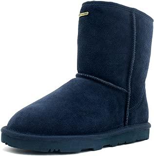 K.Signature Big Kids (7-12 Years) Veronica Classic Sheepskin Winter Boots