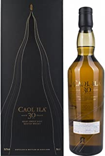 Caol Ila 30 Years Old 2014 Limited Release mit Geschenkverpackung Whisky 1 x 0.7 l