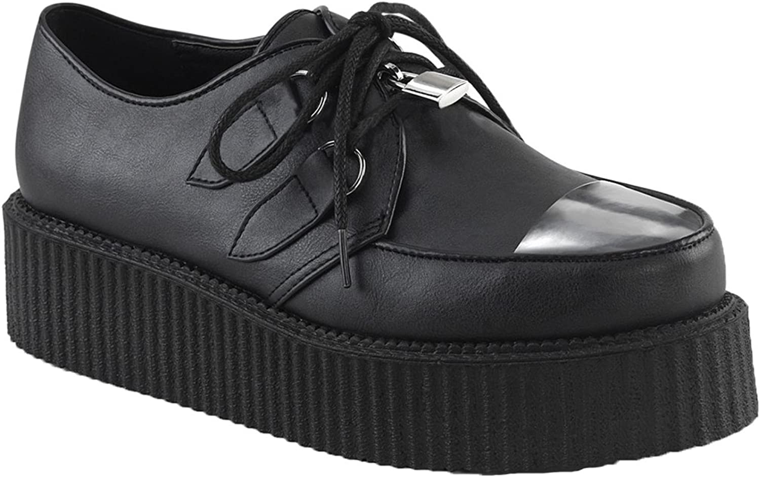 Demonia Mens V-CREEPER-515 BVL shoes
