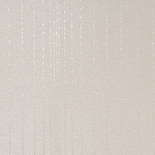 Gleam Warm Gray Modern Wallpaper for Walls - Double Roll - By Romosa Wallcoverings LL7507