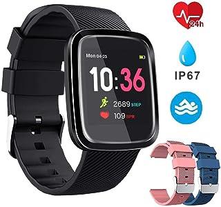 Smartwatch Reloj Inteligente Deportivo Pulsera Actividad
