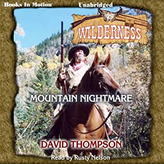 Mountain Nightmare audiobook cover art