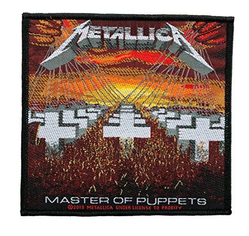 Unbekannt Metallica - Master Of Puppets[Patch/Aufnäher ] Metallica Aufnäher !!