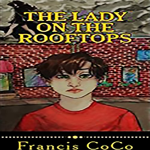 The Lady on the Rooftops audiobook cover art