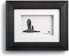 DEMDACO Sharon Nowlan Loyal and True Espresso Finish 10 x 8 Dimensional Framed Wall Art Plaque
