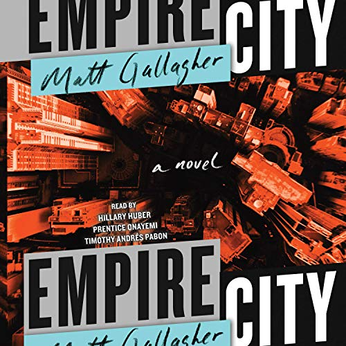 Empire City audiobook cover art