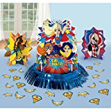 amscan Table Decorating Kit | DC Super Hero Girls Collection | Party Accessory