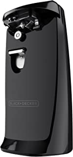 black and decker smooth cut can opener