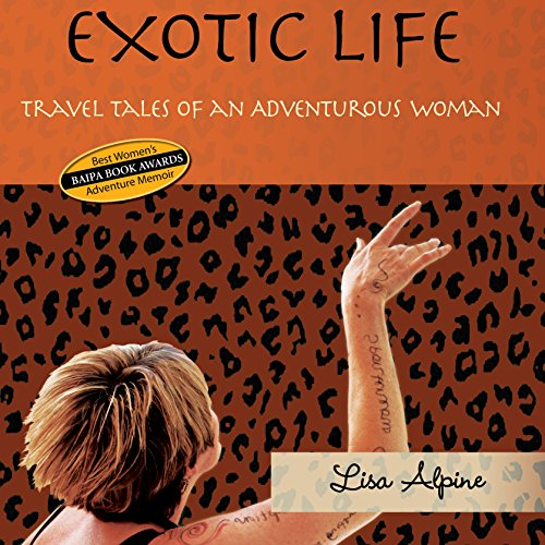 Exotic Life audiobook cover art