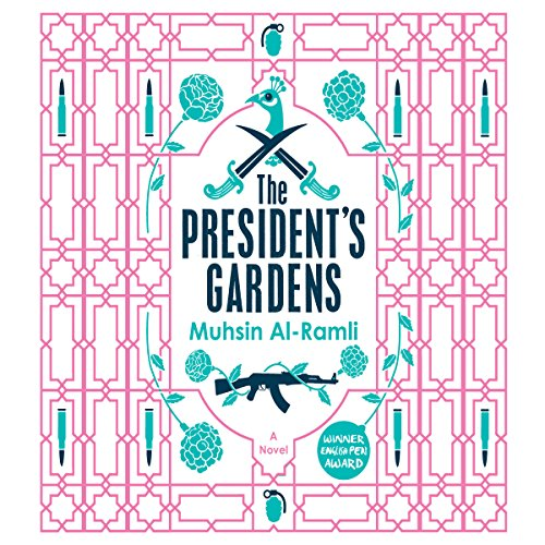 The President's Gardens cover art